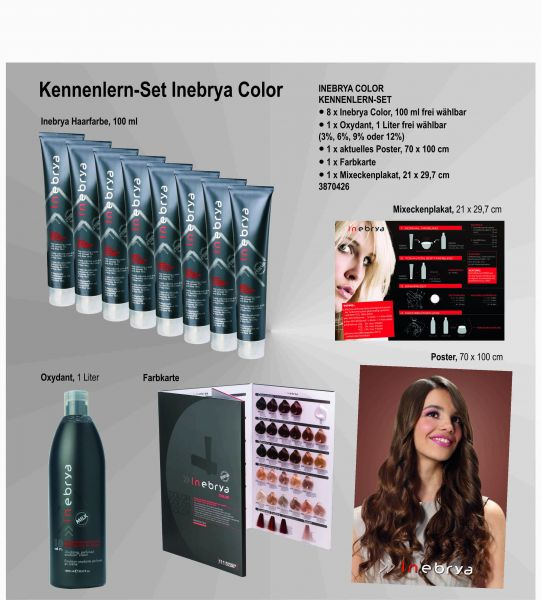 Inebrya Color Kennenlern-Set