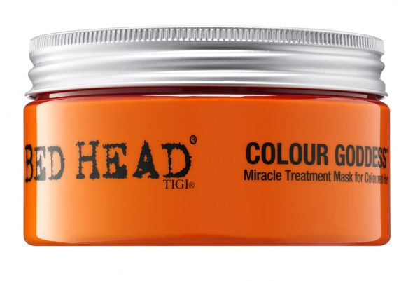 BED HEAD COLOUR GODDESS MIRACLE TREATMENT MASK RETAIL, 200 ml