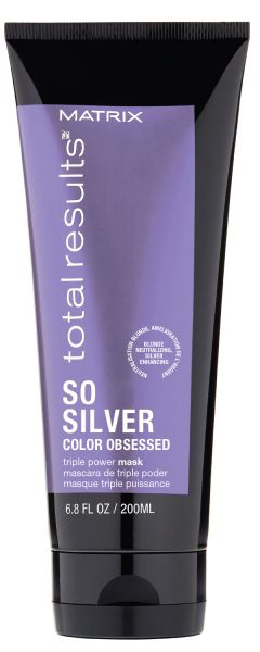 Total results Color Obsessed So Silver Maske, 200 ml