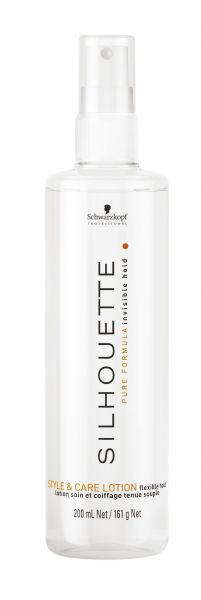 Silhouette Flexible Hold Style & Care