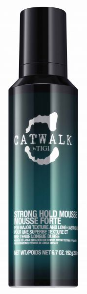 CATWALK STRONG HOLD MOUSSE, 200 ml