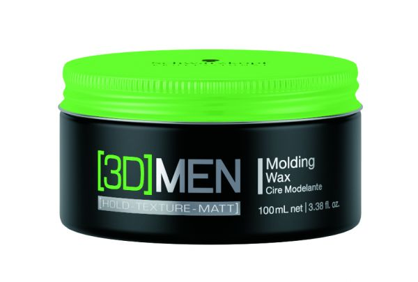3D Men Molding Hold Wax 100 ml