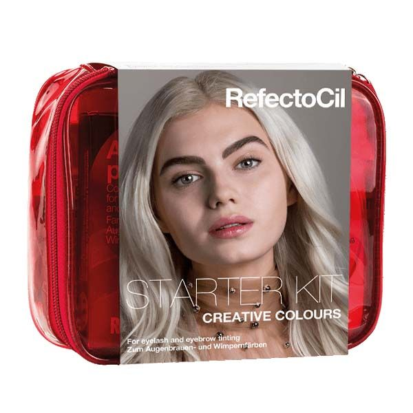 RefectoCil STARTER KIT SPECIAL COLOURS