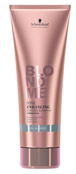 Blondme Enhancing Bonding Shampoo cool, 250ml