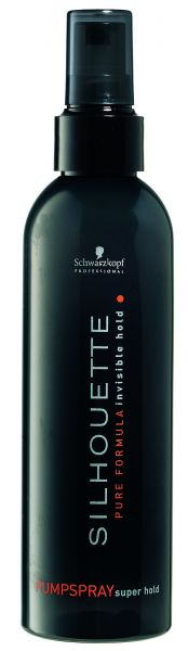 Silhouette Spray ohne Treibgas super hold