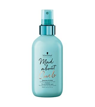 MAD ABOUT Curls Quencher Oil Milk, 200 ml