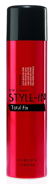 Style in Total Fix Spray, 100 ml