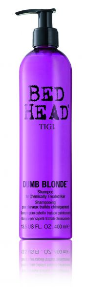 BED HEAD DUMB BLONDE SHAMPOO, 400 ml