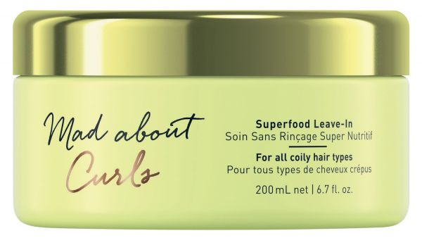 MAD Curls SuperfoodLeave in, 200 ml