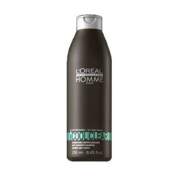 HOMME Cool Clear Shampoo, 250 ml