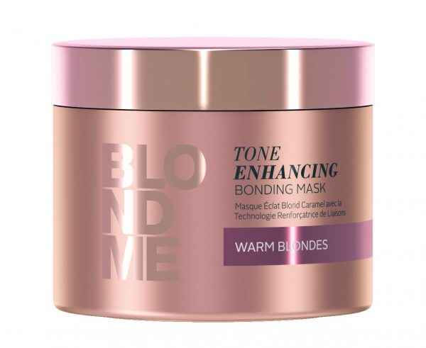 Blondme Enhancing Bonding Mask, warm, 200 ml