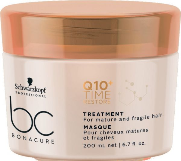 Bona Cure Q10+ Time Restore Ageless Taming Treatment