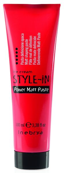 Style in Power Matt Paste, 100 ml