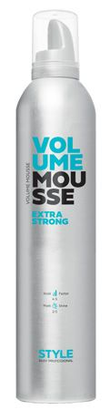 Dusy Style Volumen Mousse, extra strong, 400 ml