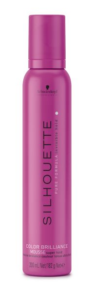 Silhouette Color Brilliance Mousse