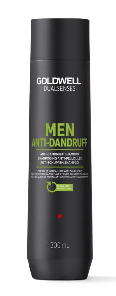 Dual Senses Men Antidandruff Shampoo, 300 ml