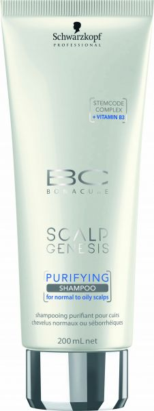 Bona Cure Scalp Purifying Shampoo