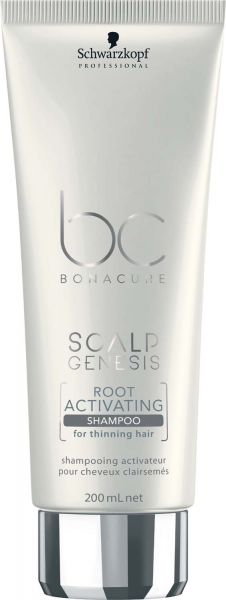 Bona Cure Scalp Root Activating Shampoo, 200 ml