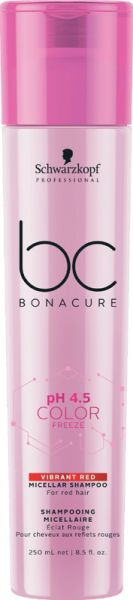 Bona Cure Color Freeze Red Shampoo, 250 ml