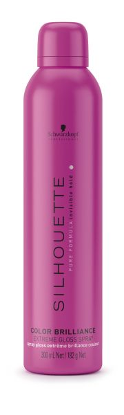 Silhouette Color Brilliance Extreme Gloss Spray 300 ml