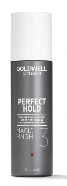 Stylesign MAGIC FINISH, Aerosol-freies Haarspray, 200 ml
