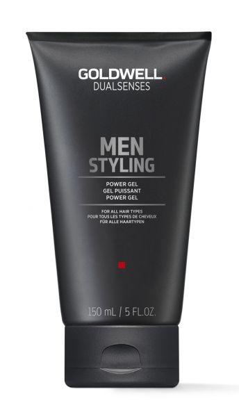 Dual Senses Men Power Gel, 150 ml