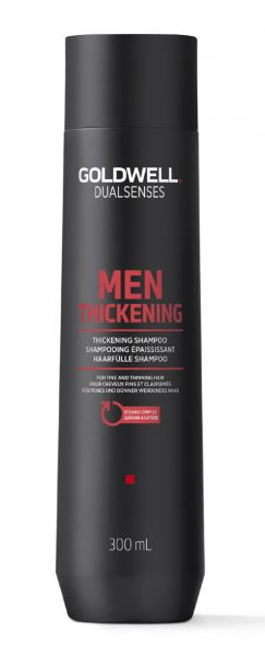 Dual Senses Men Thickening Shampoo, 300 ml