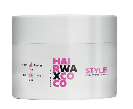 Dusy Style Hair Wax Coco
