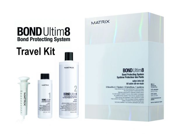 BOND Ultim8, Travel Kit, 1 x Nr. 1 + 2