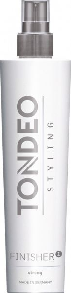 Tondeo Styling Finisher 1, Haarspray, 200 ml