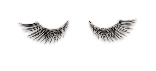 Jewellery Eyelashes Wimpern 9397