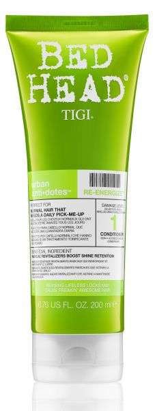 BED HEAD RE-ENERGIZE CONDITIONER, 200ml
