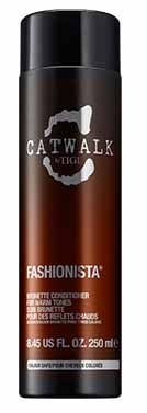 CATWALK FASHIONISTA BRUNETTE CONDITIONER RETAIL, 250ml